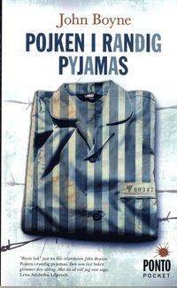 Pojken i randig pyjamas ljudbok