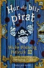 Hur du blir pirat ljudbok