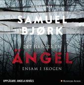 Det hänger en ängel ensam i skogen ljudbok